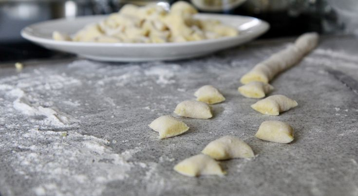 Jak udělat bramborové domácí gnocchi