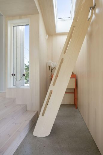 Residential project at Nordstrand in Oslo, Norway // by Romlaboratoriet AS