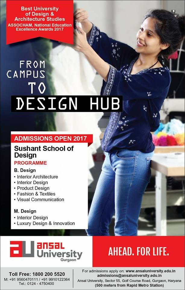 There Are Several Design Colleges In Delhi And The Ncr Region For Those Students Who Plan To Go F Interior Design Colleges Design Interior Architecture Design