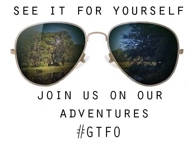 The CampKings Crew want GTFO to really take hold... So we are telling you to #GTFO #GetTheFamilyOutdoors In order to #Adventure, #Experience, #Relax and #Explore. Just #GTFO and camp out under the stars with #CampKings Australia