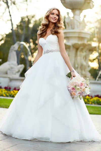 Stella York Wedding Dresses Photos on WeddingWire