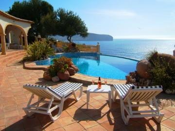 Ferienvilla Moraira Mieten, Spanien Costa Blanca Ferien! Verbringen Sie  Ihre Ferien In Einer Gepflegten