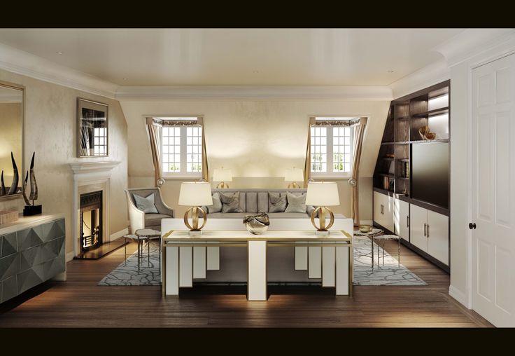 Katharine Pooley - london Property Development