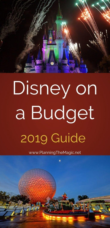 Disney on a Budget 2019 – der ultimative Leitfaden   Sparen Sie Geld bei Ihrem Disney-Urlaub …