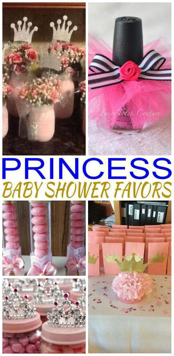 Princess Baby Shower Favors Best Baby Shower Party Favor Ideas