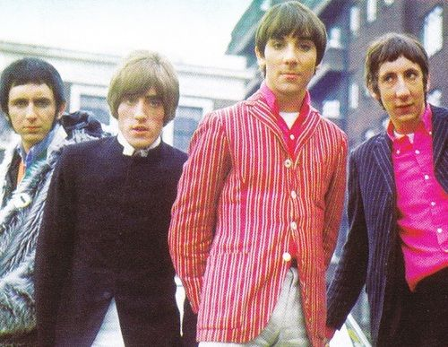 The who - .I always wanted a nehru jacket.