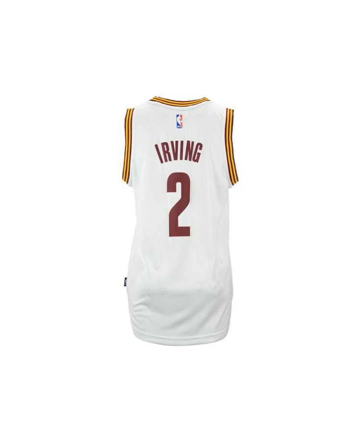 adidas Men's Kyrie Irving Cleveland Cavaliers Swingman Jersey