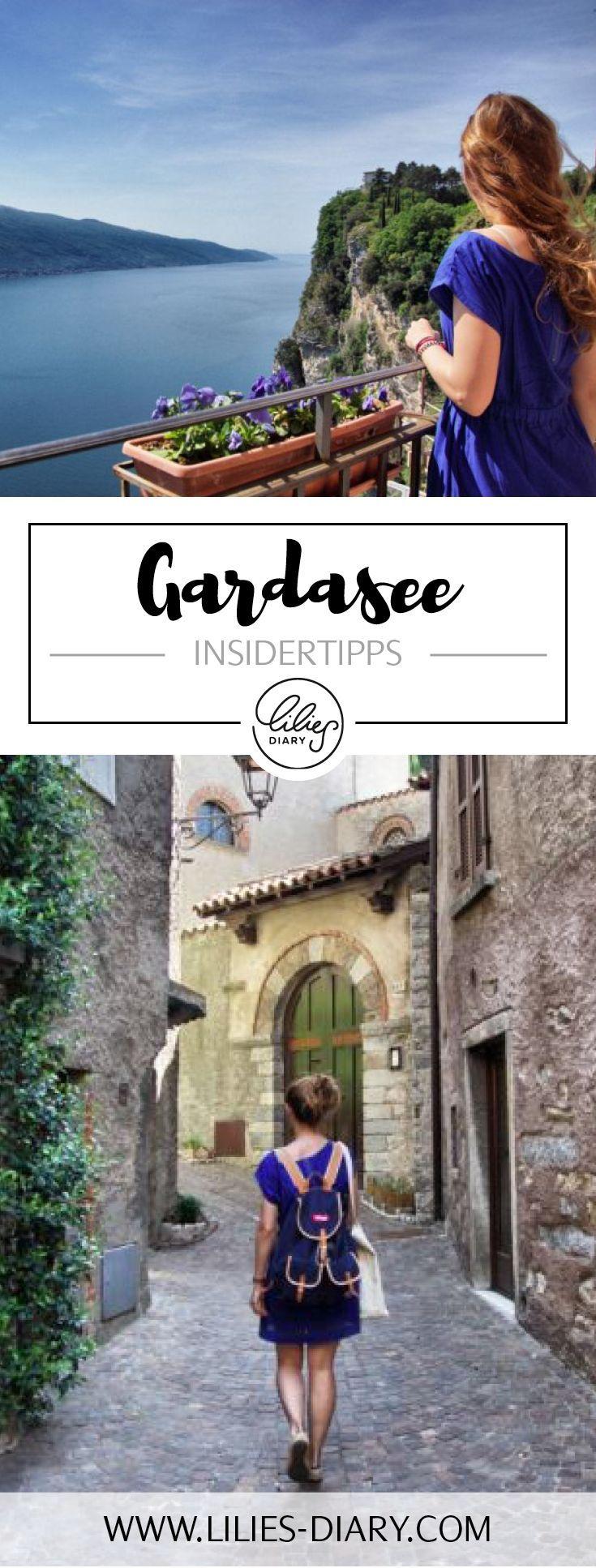 Férias no Lago de Garda: Os três lugares mais bonitos da Bella Italia   – ITALIEN Reisetipps