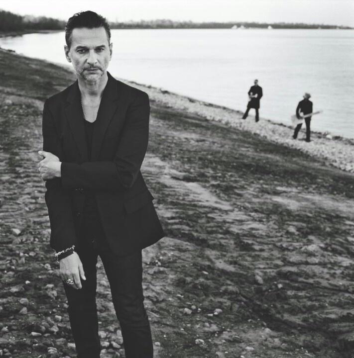 Depeche Mode - DELTA MACHINE - Anton Corbijn pics