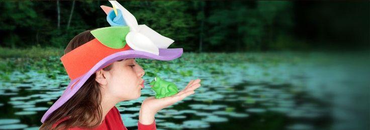 Shatss Gorros de goma espuma, Sombreros, Decoración para fiestas ...