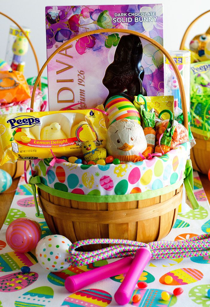 129 best desserts images on pinterest christmas biscuits hollylofthouse shows how to make adorable easter baskets filled with goodies found only at target negle Gallery