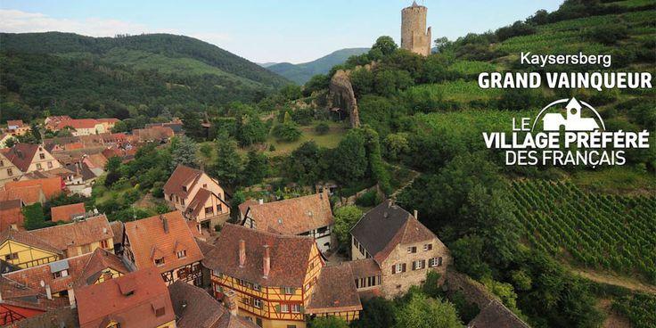 Kaysersberg élu Village préféré des Français mercredi soir sur France 2 - https://www.le-lorrain.fr/blog/2017/06/14/kaysersberg-elu-village-prefere-francais-mercredi-soir-france-2/