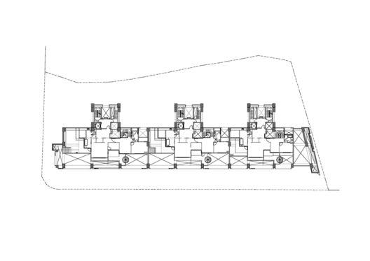 Housing in Taipei,Plan