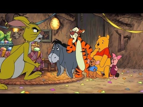 Winnie the Pooh : Springtime with Roo 2004 - Adventure Comedy Cartoon - YouTube