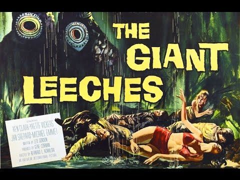 The Giant Leeches - Full Length Sci-Fi Movies