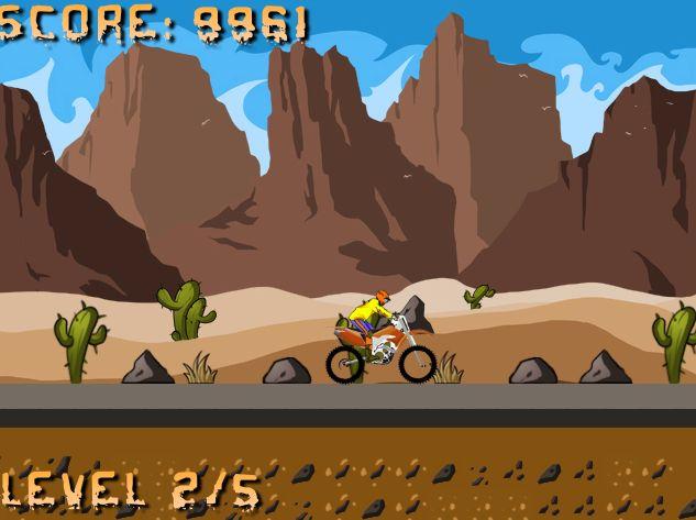 jocuri-Motociclete de teren