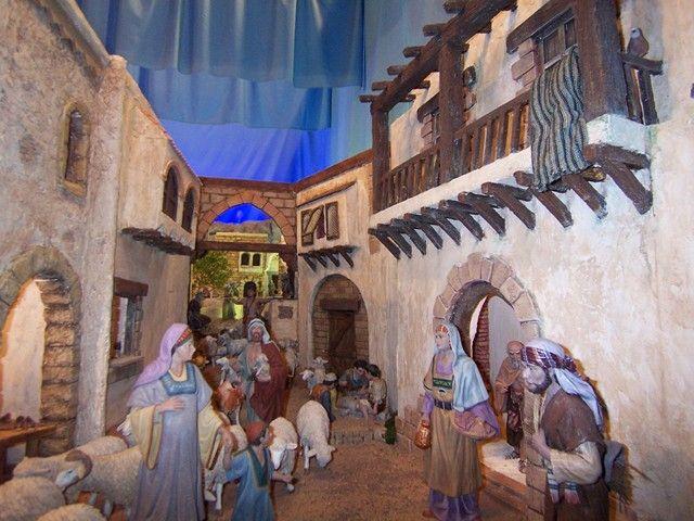 Foro de Belenismo - Nuestros belenes -> belen 2010 aspe