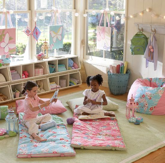 Счастливое лето Pottery Barn. Kids Play RoomsChildren ...