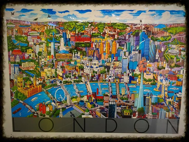 Images of London by Chris Rogers