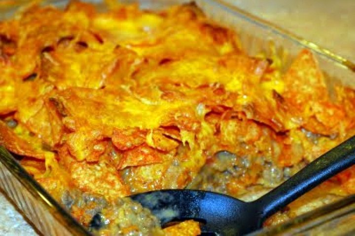 Weight Watchers Dorito Lasagna 7 Ww Points Plus Weight Watchers Pinterest This Weekend