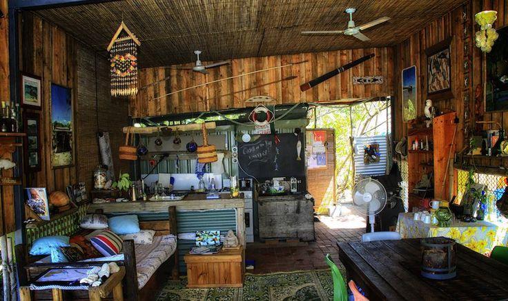 Your Stay | Banubanu Wilderness Retreat. Nhulunbuy Northern Territory Australia ♥