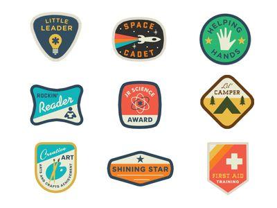 Land Of Nod Badges