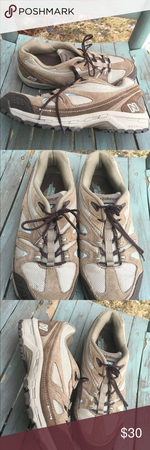 Women's New Balance 606 Trail Running Sneakers 8.5 Women's New Balance 606 Trail Running Sneakers 8.5 Excellent Condition  #2 New Balance Shoes Sneakers
