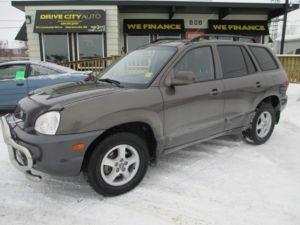 2004 Hyundai Santa Fe only 156kms $9204 - Saskatoon Cars & Vehicles For Sale - Kijiji Saskatoon Canada.