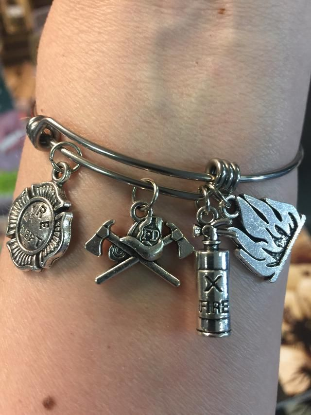Friends, a shiny item is here ✨ Love a Fire Fighter Bangle Bracelet  http://regionaluniform.com/products/bangle-fire-department-bangle-bracelet?utm_campaign=crowdfire&utm_content=crowdfire&utm_medium=social&utm_source=pinterest
