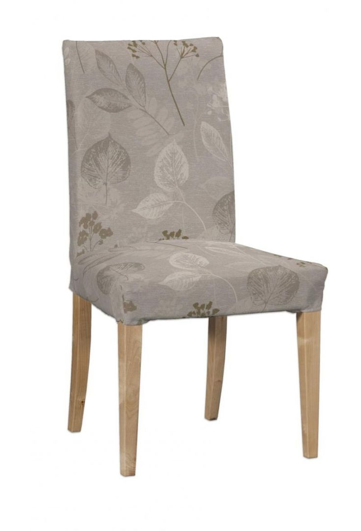 Henriksdal chair cover in collection Norge, fabric: 140-87