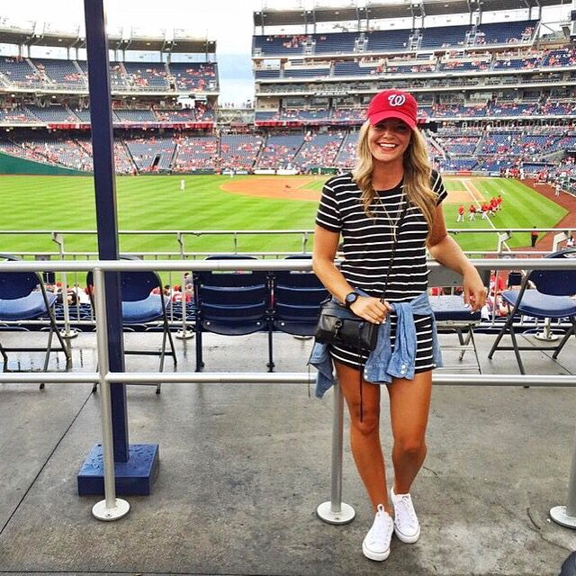 sexy baseball game outfit - Google Search
