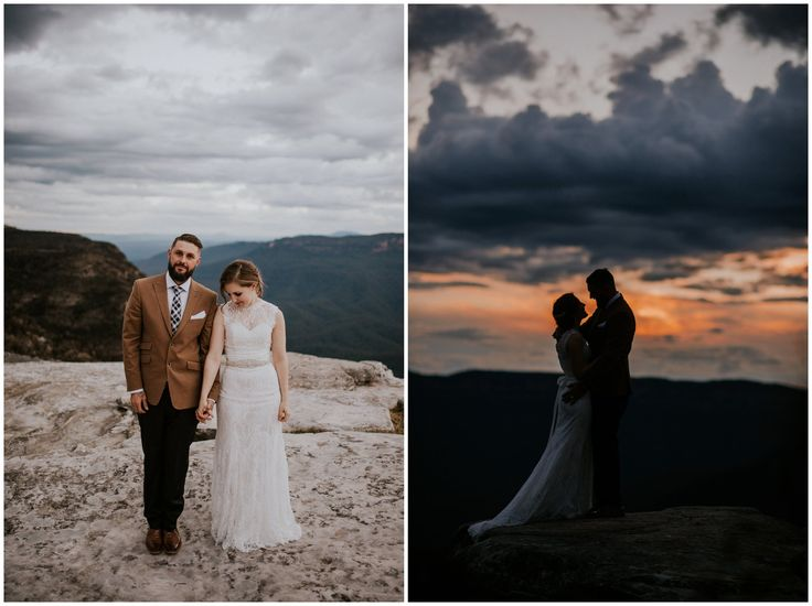 Blue Mountains Wedding Yester Grange