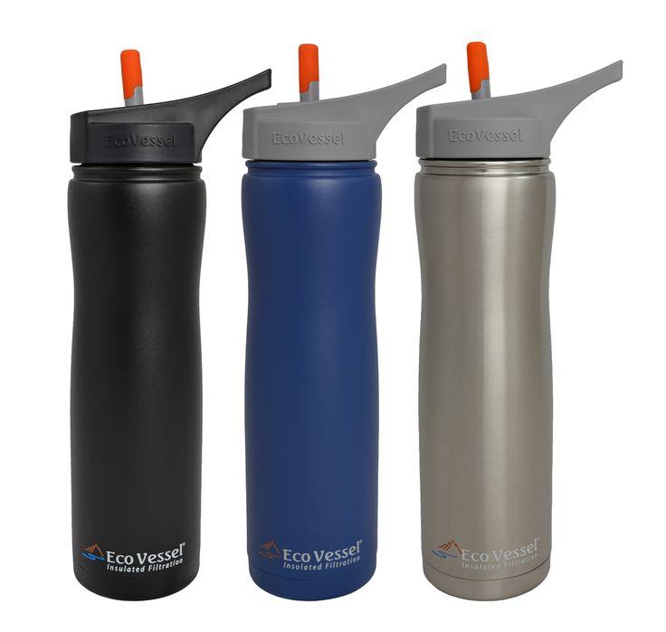 Raw Blend - Aqua Vessel Insulated Filtration Bottle 700ml (Eco Vessel), $69.95 (http://shop.rawblend.com.au/aqua-vessel-insulated-filtration-bottle-700ml-eco-vessel/)