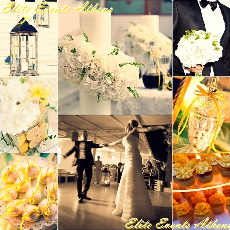 Elite Events Athens organized a magnificent wedding for a magnificent couple... The result is always great when you love what you do! And WE simply love our job <3 <3 <3