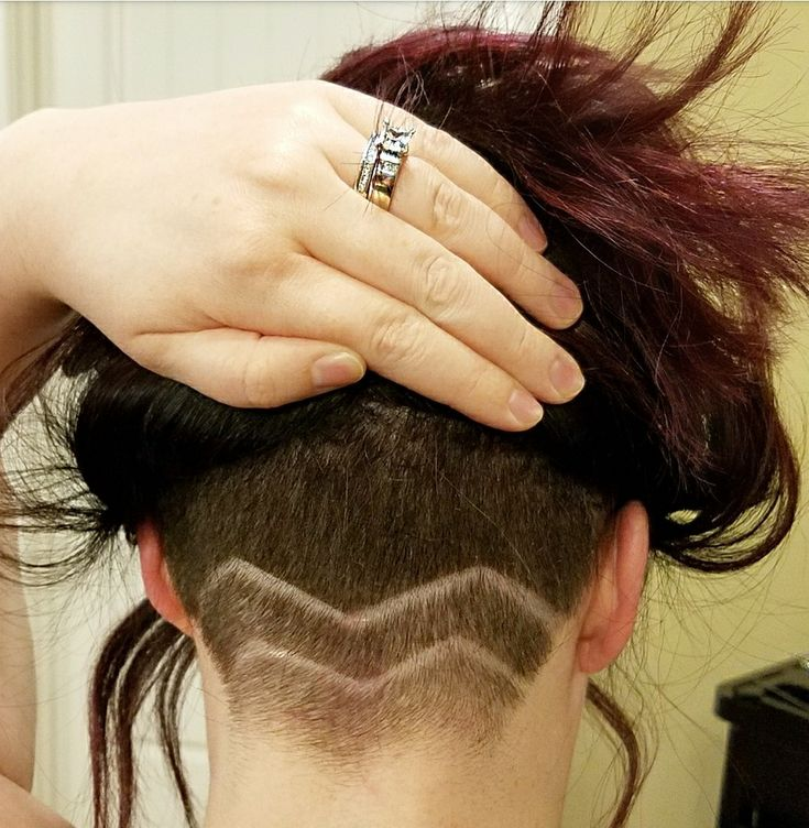 25 Best Ideas About Men Undercut On Pinterest: 25+ Best Ideas About Shaved Nape On Pinterest
