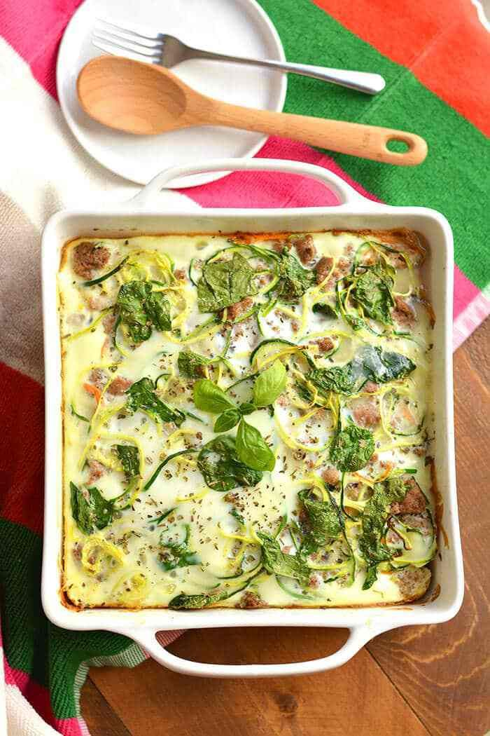 21 Amazing Low Calorie Casserole Recipes - Meal Prep on Fleek