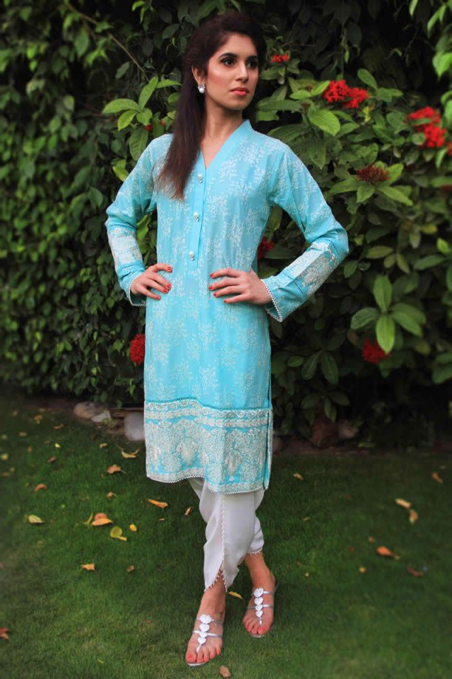 Pakistan Fashion, Pakistani Dresses, Women's Fashion Women Dresses Collections Eid Collection Image Luxury Pret Eid Collection 2016