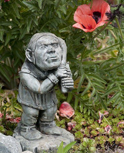 Doug The Troll. Concrete StatuesGarden ...