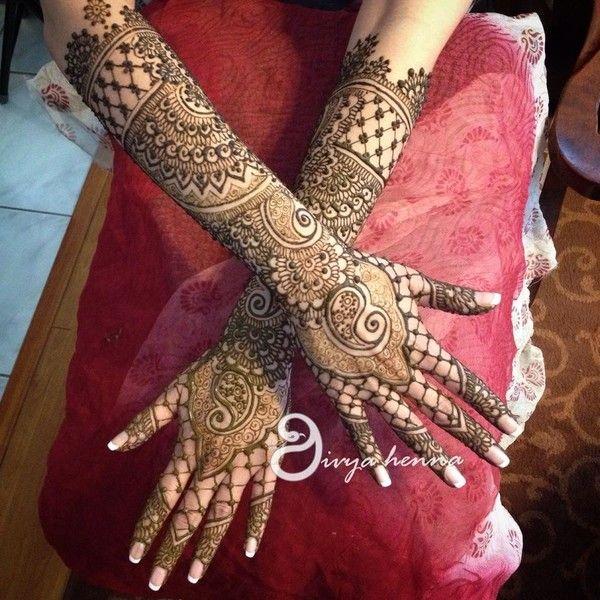 2015 Mehndi Maharani Finalist Divya Henna http://www.maharaniweddings.com/gallery/photo/51230