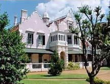 Named after the famous Melrose Abbey in Scotland, Melrose House was built in 1886 by prosperous Pretoria businessman George Jesse Heys. Today this elegant house museum stands as a superb example of the transition of Victorian to Edwardian architectural styles and interiors.