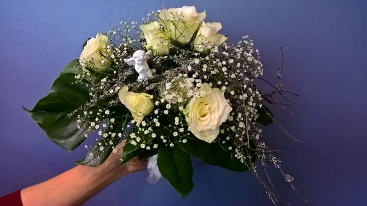 Bouquet for mooring family.
