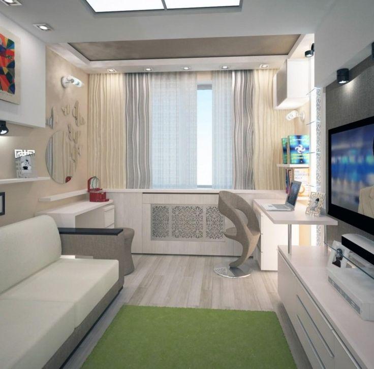 20 besten Kinderzimmer Bilder auf Pinterest Schlafzimmer ideen - kleine schlafzimmer modern gestaltet