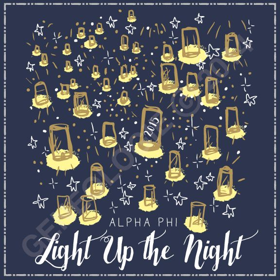 Geneologie | Greek Tee Shirts | Greek Tanks | Custom Apparel Design | Custom Greek Apparel | Sorority Tee Shirts | Sorority Tanks | Sorority Shirt Designs  | Sorority Shirt Ideas | Greek Life | Hand Drawn | Sorority | Sisterhood | Formal | Light Up The Night | A Phi | Alpha Phi