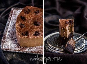 Бархатный шоколадный торт с черносливом | Самый вкусный портал Рунета