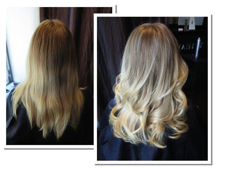Styla ett tunt/fint hår | Elin Johanson
