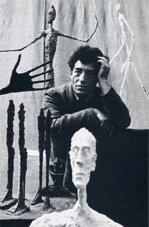Gordon Parks  Alberto Giacometti