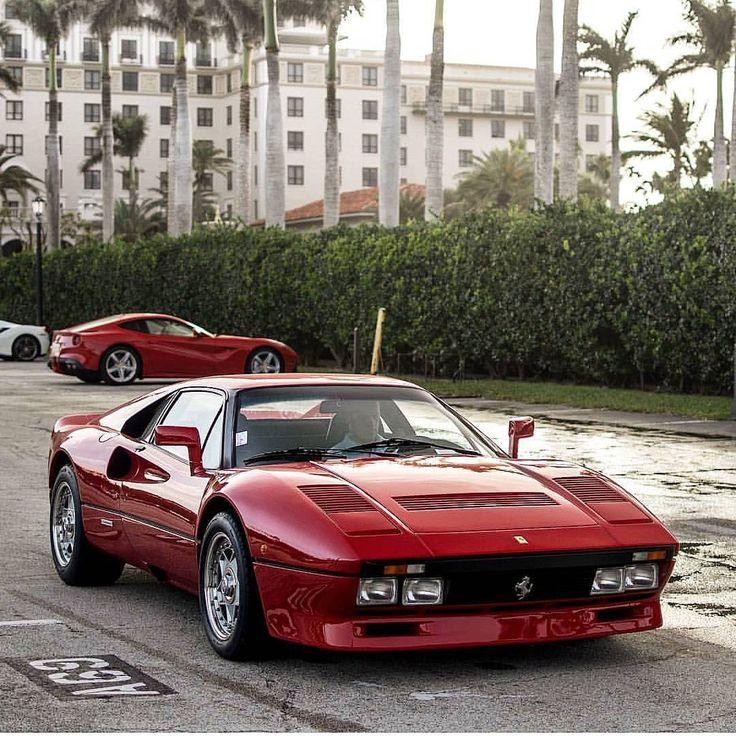 """2,668 Likes, 12 Comments – FERRARI ONLY ! (romina ferrari.lovers) on Instagram: """"Most handsome Ferrari. #288GTO.. @toronto_exotic_car_spotting"""""""