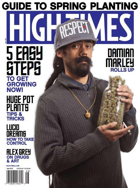 High Times MaGaZiNe June 2017 – PDFmaGa.com