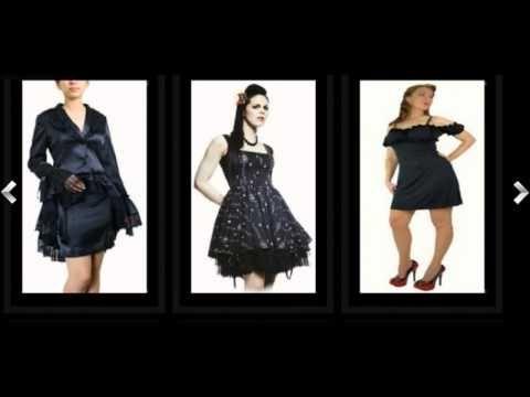 Gothic Clothing UK - www.zatheka.com/gothic-clothing