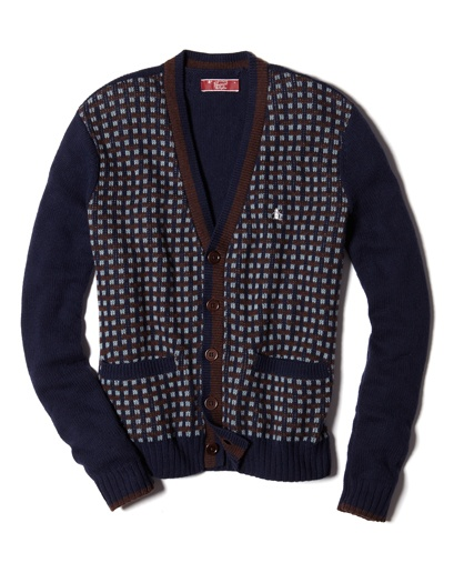 Original Penguin sweater at @Nordstrom selected by @GQ Magazine October 2012.
